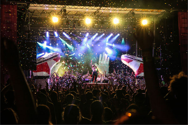 Rifflandia Festival © Tourism Victoria