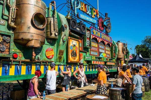 Rifflandia Festival © Tourism Victoria, Cyler Parent