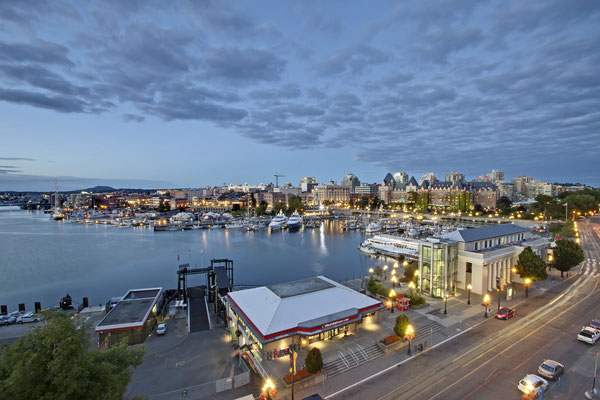 Inner Harbour © Canadian Tourism Commission