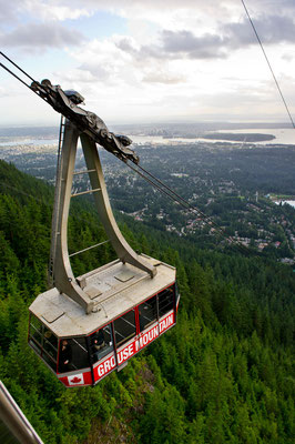 North Vancouver © Canadian Tourism Commission