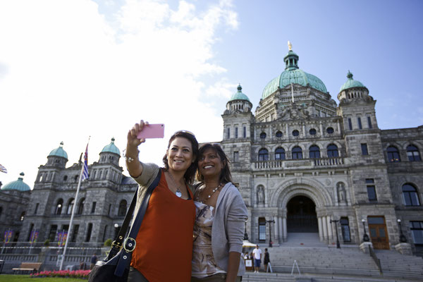 Legislative Buildings © Canadian Tourism Commission