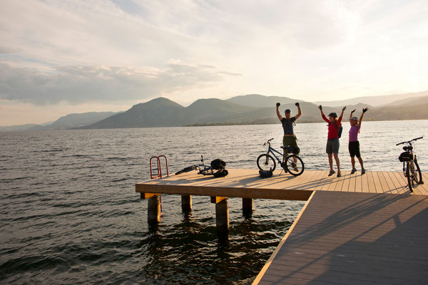 Okanagan Valley © Canadian Tourism Commission