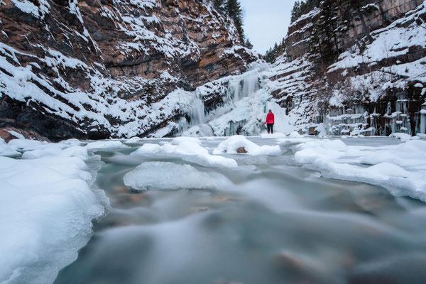 Cameron Falls, Waterton Lakes National Park, © Stevin Tuchiwsky @stevint