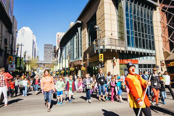 © Calgary Children's Festival