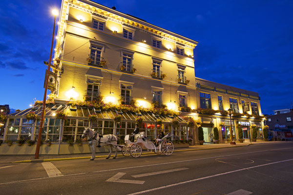 Swans Hotel © Canadian Tourism Commission