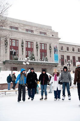 Québec City © Québec City Tourism, Canadian Tourism Commission