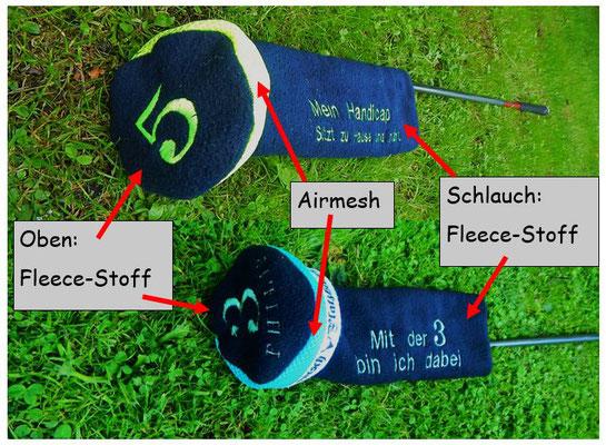 Golfschlägerhauben Headcover