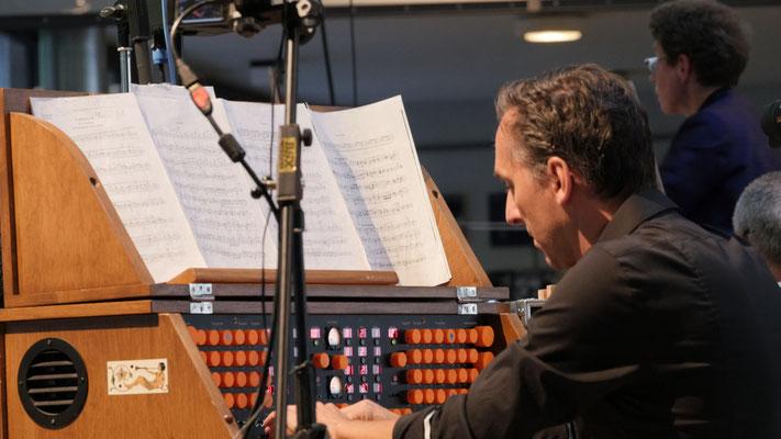 Peter Pichler und der Orchesterverein Kempten