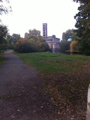 Die Grabstätte des Königs von Preußen