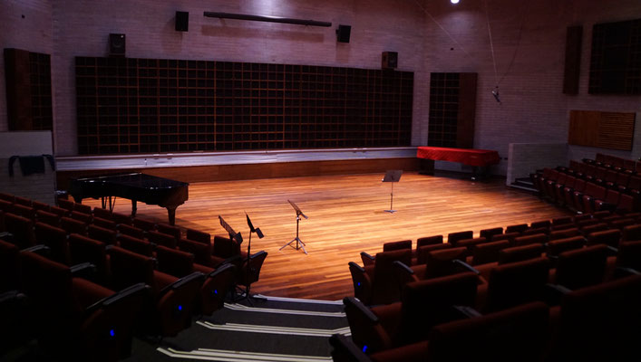 Richard Gill Auditorium at WAAPA, Perth