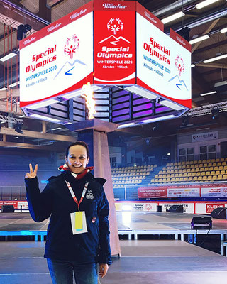 Eventmanagement: Special Olympics Herzschlag nationale Winterspiele 2020