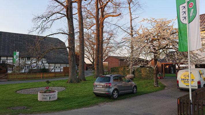 Öchtringhausen, Öchtringhauser Straße