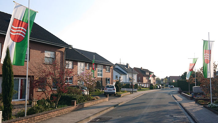Esbeck, Holtackerweg