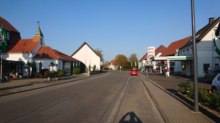 Hörste, Hörster Straße (Ost)