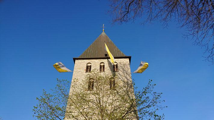 Hörste, St. Martinus-Kirchtum