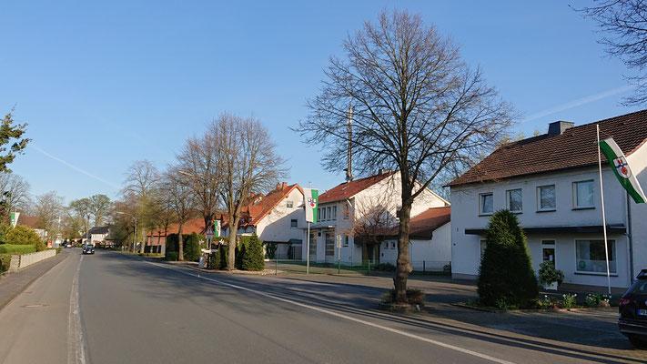 Hörste, Hörster Straße (West)