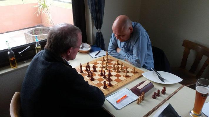 Im Februar 2017 hat die 1. Runde der 9. Offenen Ansbacher Stadtmeisterschaft begonnen...