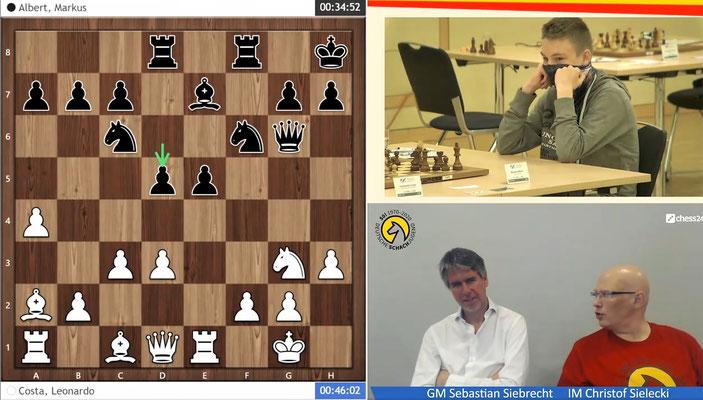 Bericht im Internet bei der Deutschen Schachjugend