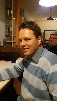 Der 1. Vorstand Rainer Nestle