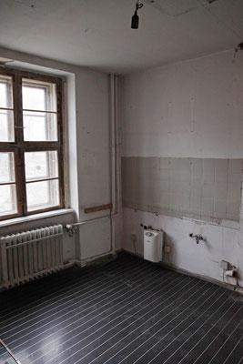 Schoeler Haus · Innenansicht Teeküche