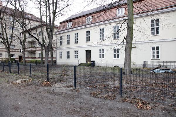 Schoeler Haus · Aussenansicht rückwärtige Ansicht