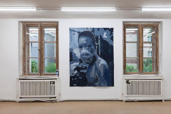 """Katrin Hoffert, """"Arbeiter"""", 2017"""