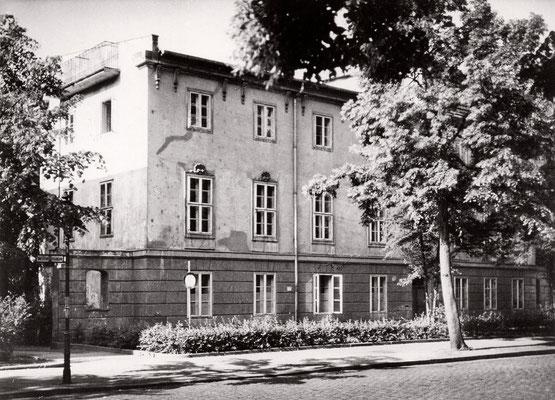 Das Schoelerschlösschen, um 1945 | © Museum Charlottenburg-Wilmersdorf