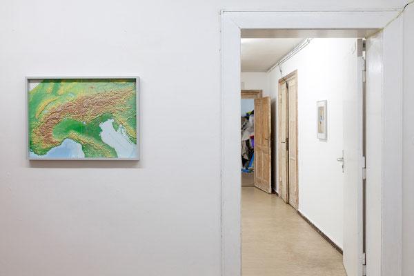 Ulrich Vogl, Alpen – halb restauriert, 2017 | Detlef Wendorf, Studie Architektur, 2018