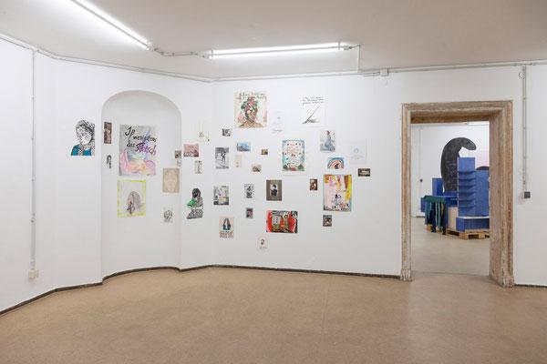 """Niina Lehtonen Braun, """"Arbeiten aus Mother Said"""", 2016 - 2019"""