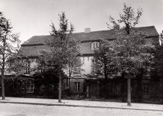 Das Schoelerschlösschen, um 1900 | © Museum Charlottenburg-Wilmersdorf