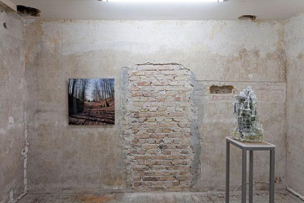 "Hadas Tapouchi, ""Cytadela park"", Poznan, Polen | Jehoshua Rozenman, ""The Shell"""