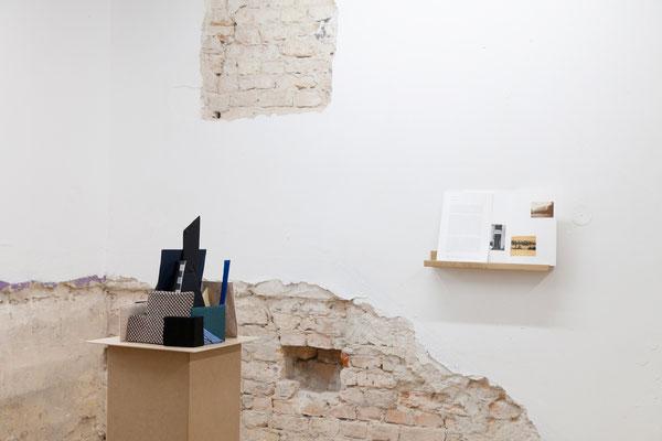 """Birgit Szepanski, """"Textur eines Ortes"""", 2019"""