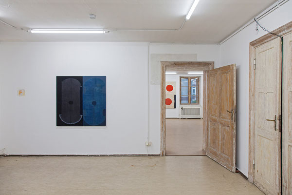 "Uli Fischer,  ""inoutside"", 2017"