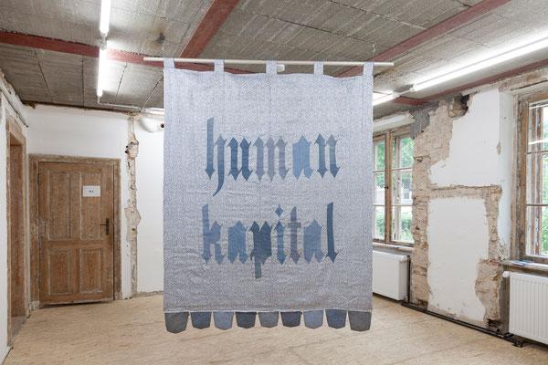 "Katrin Hoffert, ""Human Kapital"", 2017"