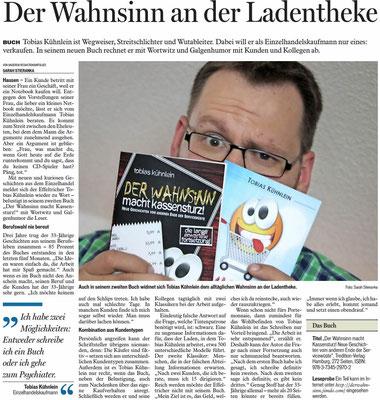 Fränkischer Tag, Juni 2016 (klick!)