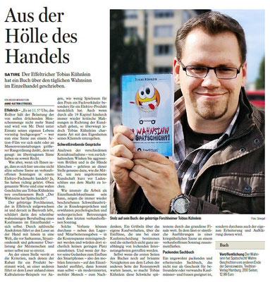 Fränkischer Tag, September 2012 (klick!)