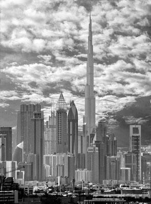 Dubai Skyline2