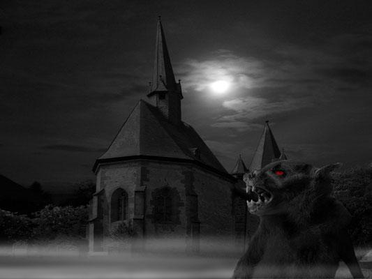 Die Nacht des Grauens