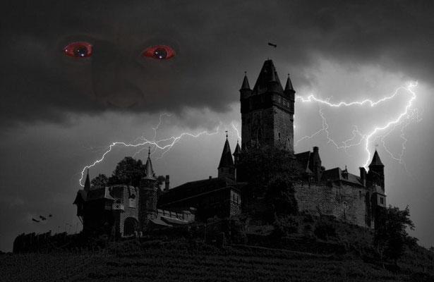 Willkommen auf Schloss Dracula