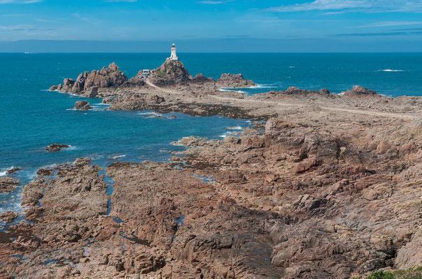La Corbière Leuchtturm - Insel Jersey