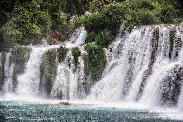 Krka Wasserfälle 1