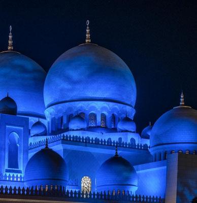Sheik Zayed Moschee in Abu Dhabi6