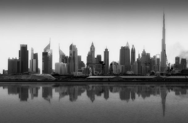 Dubai Skyline 3