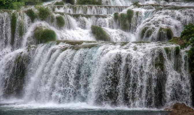 Krka Wasserfälle 4