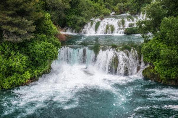 Krka Wasserfälle 2
