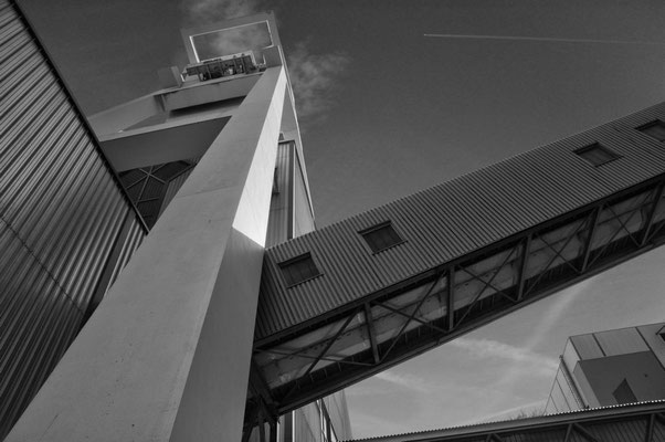 Turm IV Grube Göttelborn