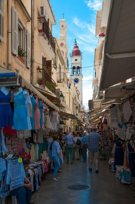 Korfu Stadt 5