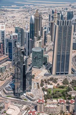 Blick vom Burj Khalifa4