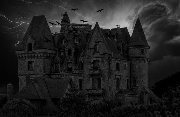 Das Spukhaus von Deauville