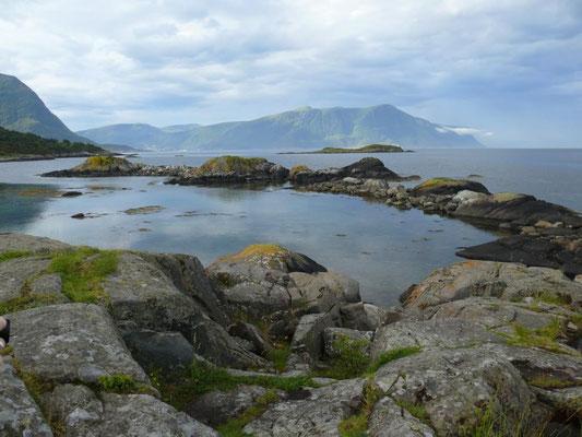 Bei Alesund/Norwegen